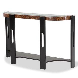 Michael Amini Montecristo Console Table