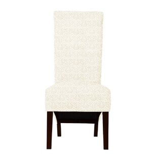 Langley Street Ramon Upholstered Parsons Chair (Set of 2)
