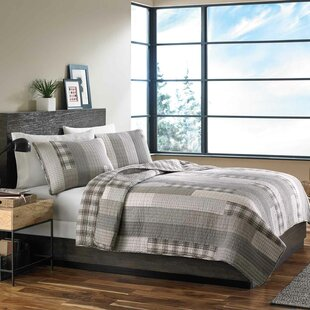 Fairview Quilted Cotton Throw Blanket