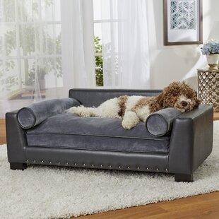 sofa dog beds you ll love in 2019 wayfair rh wayfair com pet sofa bed for dogs pet sofa beds uk