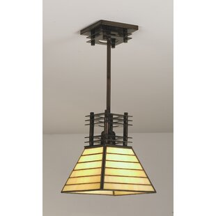 Meyda Tiffany Lodge Watersedge 1-Light Sq..