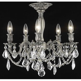 Astoria Grand Utica 5-Light Chandelier