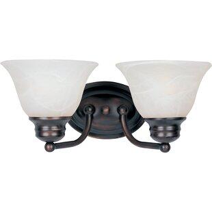Canty 2-Light Vanity Light by Winston Porter