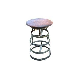 Union Rustic Teran Wooden Bar Table