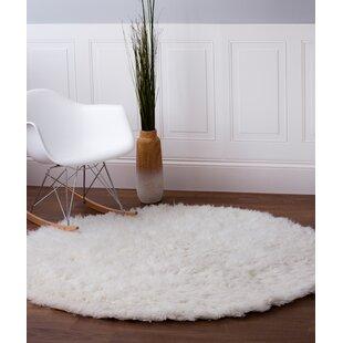 Lawanda Handmade White Area Rug ByZipcode Design