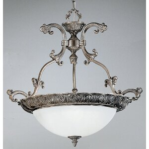Montego Bay 3-Light Bowl Pendant