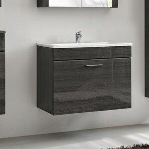 Belfry Bathroom 80 cm Wandmontierter Waschtisch Kirbus