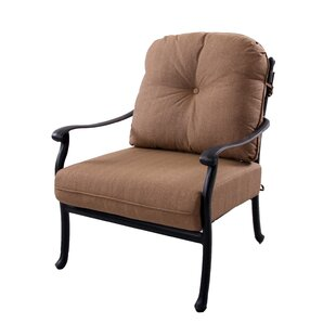 Alcott Hill Lenahan Club Chair and Ottoman with Cushion