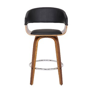Maher 26 Swivel Bar Stool By Wrought Studio