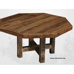 Buy luxury Artisan Barnwood Octagon Dining Table By Fireside Lodge
