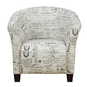 Yohann Accent Barrel Chair