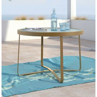 Comparison Mirabelle Outdoor Coffee Table ByElle Decor