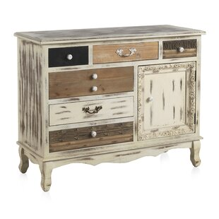 Friesen 6 Drawer Combi Chest By Bloomsbury Market