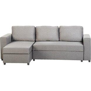 Amal Corner Sofa Bed By Home Loft Concept