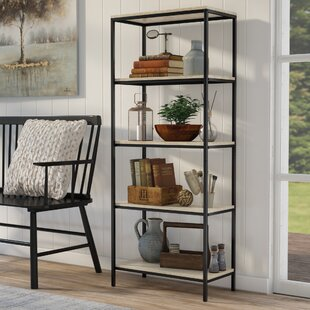 Laurel Foundry Modern Farmhouse Ermont Etagere Bookcase