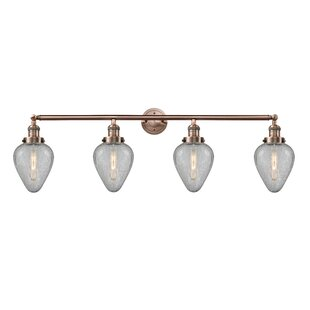 Brayden Studio Bontrager 4-Light Vanity Light
