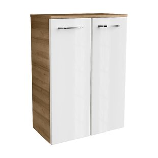 Milano 60.5 X 83cm Wall Mounted Cabinet By Fackelmann
