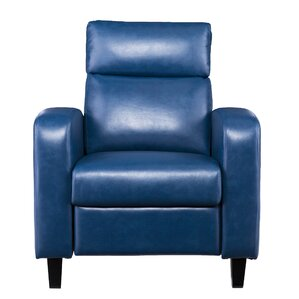 Canning Manual ReclinerFind The Best Blue Recliners Wayfair  sc 1 st  Moratilla.me & Napoli Brown Leather Swivel Recliner Electric Massage Chair ... islam-shia.org