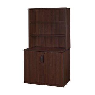 Linh 29 Storage Cabinet with Open Hutch