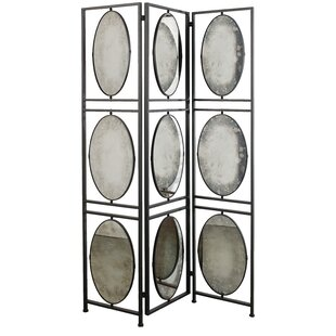 A&B Home 3 Panel Room Divider