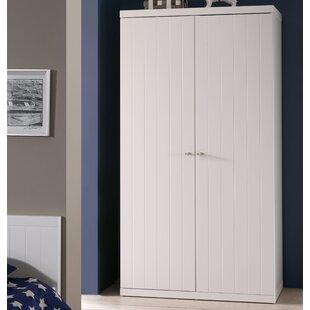 Aponte 2 Door Wardrobe By Harriet Bee