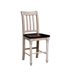 Nyi Solid Wood Dining Chair (Set of 2) by..