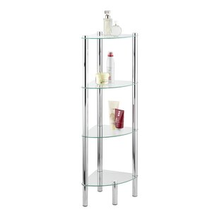 Bonneau 30cm X 104cm Bathroom Shelf By Metro Lane