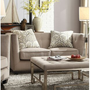 Owen Loveseat by Canora Grey Design