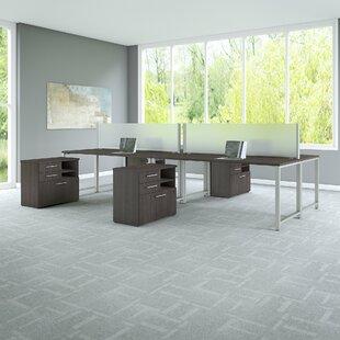 400 Series Desk Office Suite by Bush Business Furniture