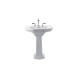 Imperial Bathroom Limited 70 cm Standwaschbecken Romsey