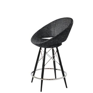 Wondrous Wade Logan Catina Modern Adjustable Height Swivel Bar Stool Gmtry Best Dining Table And Chair Ideas Images Gmtryco