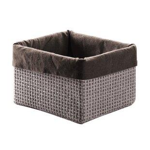 Lavanda Storage Wicker Basket by Gedy Nameeks