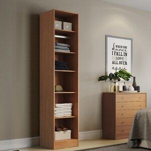 Solid Wood Dresser Black
