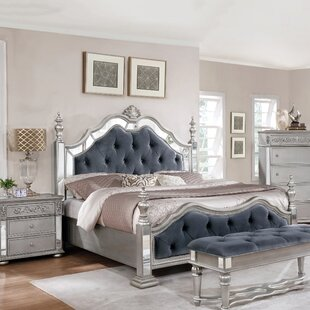 Upholstered Bedroom Sets You\'ll Love | Wayfair