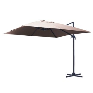 Booth Cantilever Parasol By Freeport Park