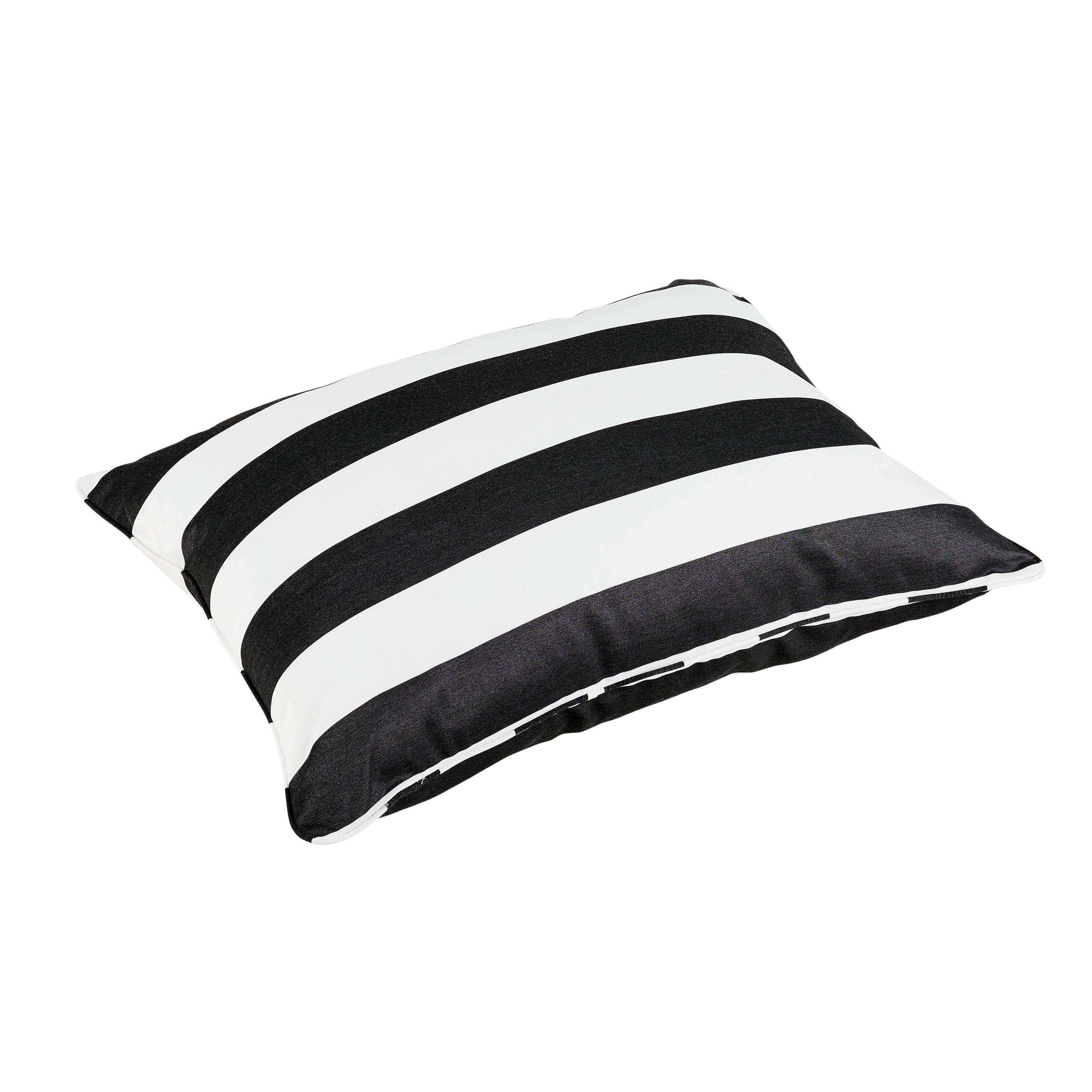 Floor Striped Throw Pillows You Ll Love In 2021 Wayfair