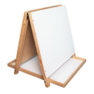Check Prices Crestline Table Top Double Sided Board Easel By Flipside Products