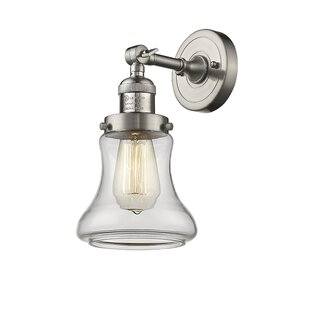 Buying Nardone 1-Light Armed Sconce By Beachcrest Home