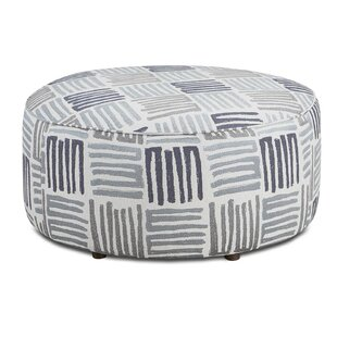 Karns Cocktail Ottoman by Alcott Hill