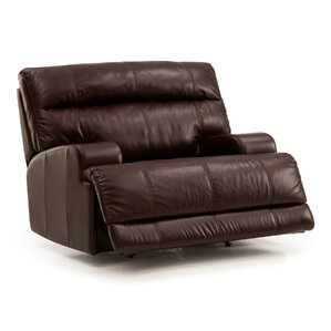 Lincoln Manual ReclinerOversized Recliners You ll Love   Wayfair. Reclining Chair And A Half Leather. Home Design Ideas