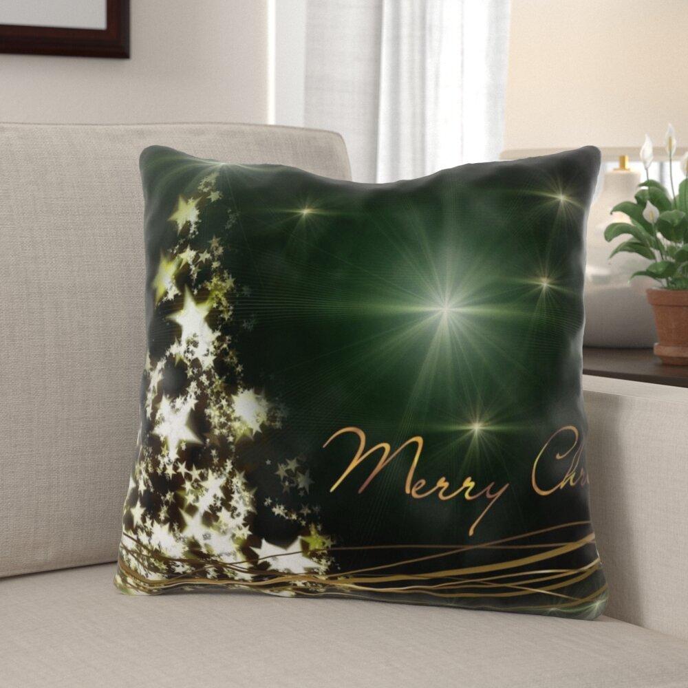 Christmas Outdoor Throw Pillows Free Shipping Over 35 Wayfair