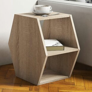 Westerly Modern End Table by Wrought Studio