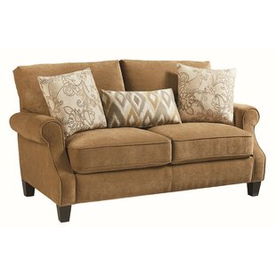 Compare prices Griggs Loveseat by Alcott Hill Reviews (2019) & Buyer's Guide