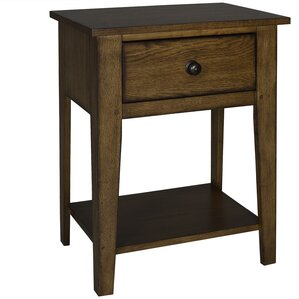 Grandpas Cabin 1 Drawer Night Stand by Liberty Furniture
