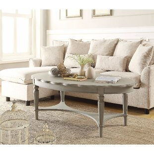 Ghemigian Conventional Coffee Table by One Allium Way