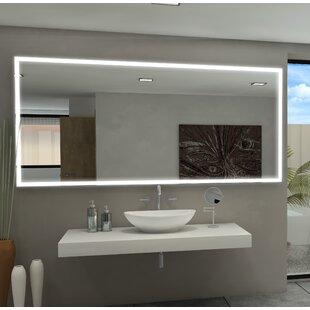 Orren Ellis Kristian Illuminated Bathroom/Va..