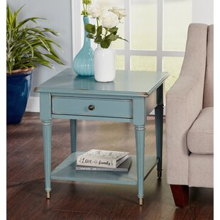 Galle End Table