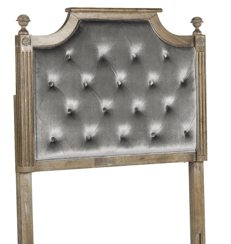 Binne Upholstered Panel Headboard