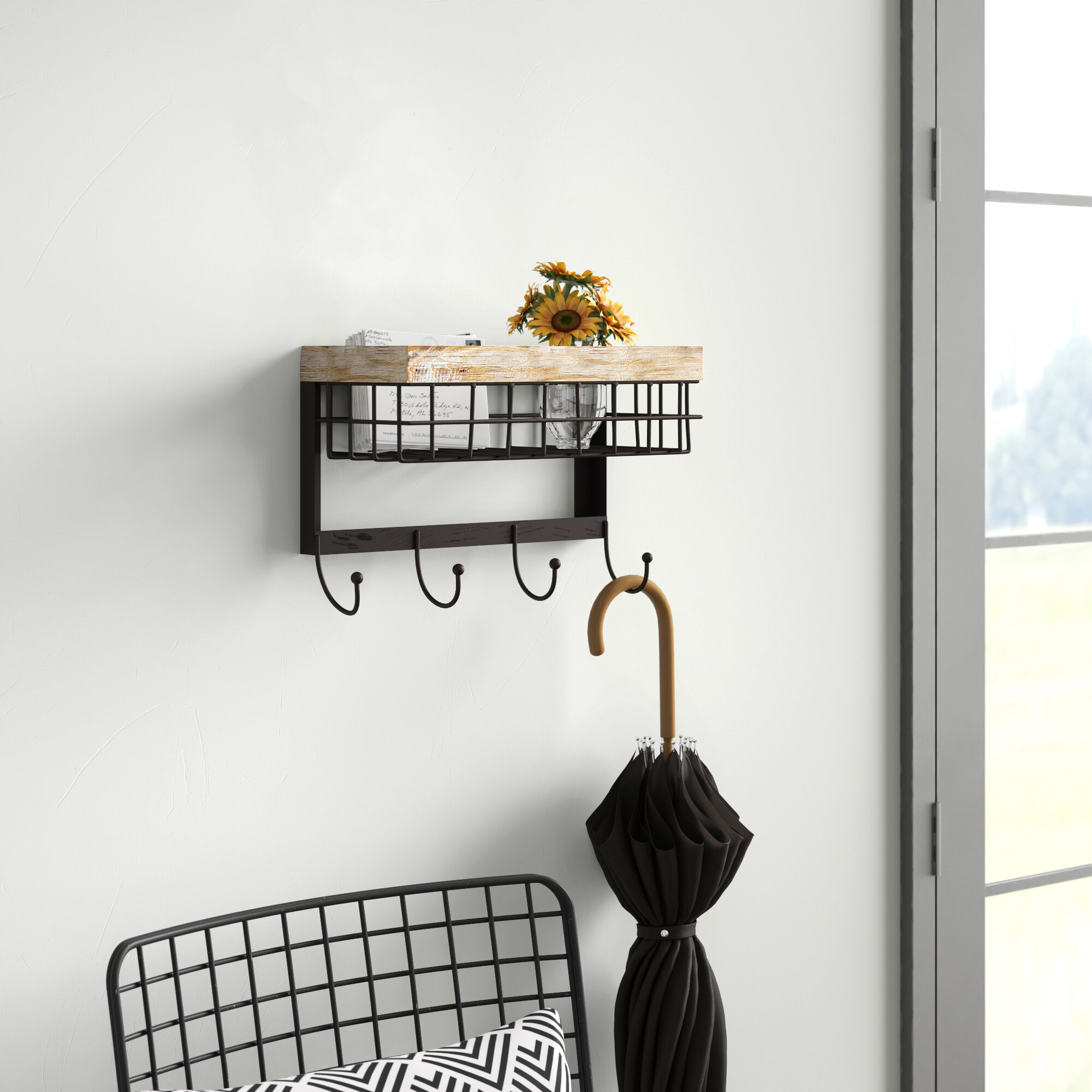 Modern Coat Rack Wall Marcuscable Com