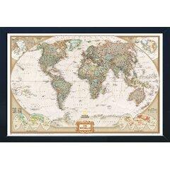 Magnetic Map Wayfair
